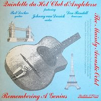 Remembering a Genius — Quintette du Hot Club d'Angleterre, The Mainly Acoustic Octet