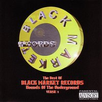 The Best Of Black Market Records Verse 1 — Brotha Lynch Hung, X-Raided, Mr. Doctor, Cold World Hustlers