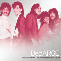 Time Will Reveal: The Complete Motown Albums — DeBarge