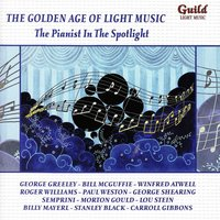 The Golden Age of Light Music: The Pianist in the Spotlight — сборник