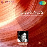 Legends: Lata Mangeshkar - The Melody Queen, Vol. 5 — Lata Mangeshkar