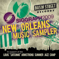 SIGGRAPH 2009 New Orleans Music Sampler — Jon Cleary, Henry Butler, The Headhunters, Irvin Mayfield & The New Orleans Jazz Orchestra