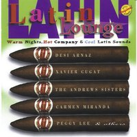 Latin Lounge — Xavier Cugat & His Waldorf Astoria Orchestra