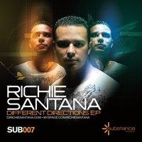 Different Directions EP — Richie Santana