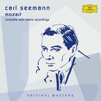 Mozart: The Piano Sonatas — Carl Seemann