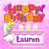 Happy Birthday Lauren — The Birthday Bunch