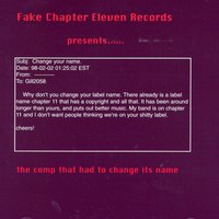 FCE Records Compilation — Various Artists - Fake Chapter Records
