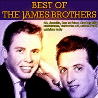 Best Of The James Brothers — Jörg Maria Berg, Peter Kraus, Jörg-Maria Berg