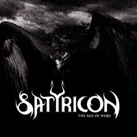 Black Crown On A Tombstone — Satyricon