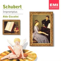 Schubert: Impromptus — Франц Шуберт, Aldo Ciccolini, Nelly Ben-Or
