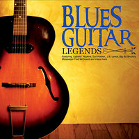 Blues Guitar Legends — сборник