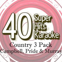 40 Super Hits Karaoke: Country 3 Pack — B the Star