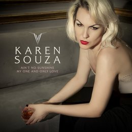 Ain't No Sunshine / My One and Only Love — Karen Souza