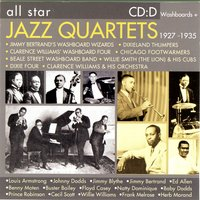 All Star Jazz Quartets 1928-1940 - Disc D — сборник