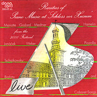 Rarities of Piano Music 2000 - Live Recordings from the Husum Festival — сборник