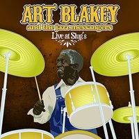 Live At Slug's — Art Blakey & The Jazz Messengers