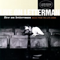 Live On Letterman-Music From The Late Show — Live On Letterman