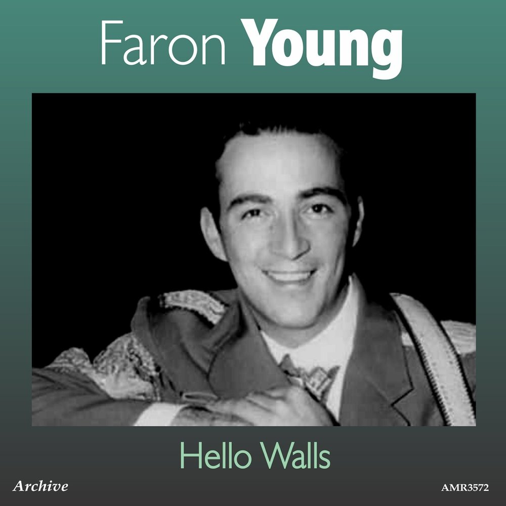 Faron Young Alone With You