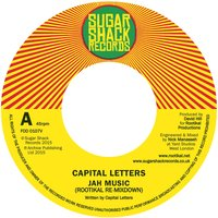 Jah Music — Capital Letters, Nick Manasseh, David Rootikal Hill