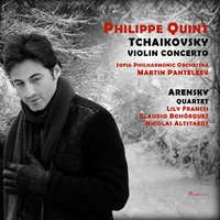 Philippe Quint plays Tchaikovsky & Arensky — Philippe Quint