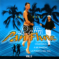 The Best Latin Pan Flute Vol. 2 — сборник