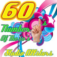 60 Number Ones of The 60's — Studio Allstars