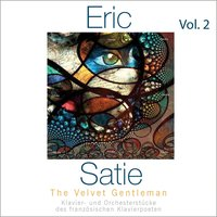 Erik Satie - Portrait, Vol. 2 — Jan Kaspersen