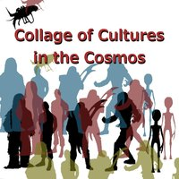 Collage of Cultures in the Cosmos — Noslenor Rf
