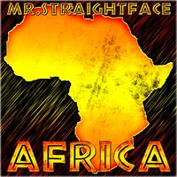 Africa — Mr. straight face