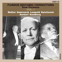 Famous Historic Conductors from Germany Vol. 1 — Walter Damrosch, National Symphony Orchestra New York, Walter Damrosch, National Symphony Orchestra New York, Камиль Сен-Санс, Габриэль Форе, Кристоф Виллибальд Глюк