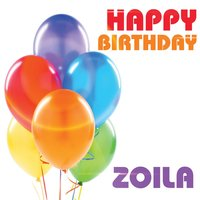 Happy Birthday Zoila — The Birthday Crew