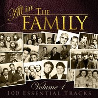 All in the Family, Vol. 1 (100 Essential Tracks) — The Beach Boys