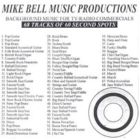 Background Music for Radio/TV production — Mike Bell