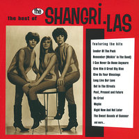 The Best Of The Shangri-Las — The Sha
