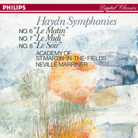 Haydn: Symphonies Nos. 6, 7, & 8 — Academy of St. Martin in the Fields, Sir Neville Marriner, Orchestre Symphonique De Montreal