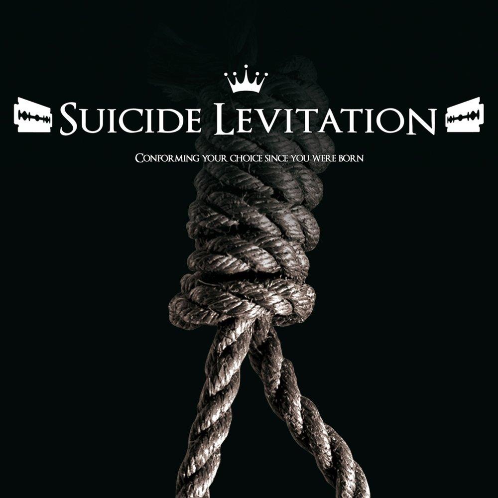 a description of the self destruction suicide