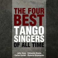 The Four Best Tango Singers of All Time — сборник