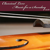Classical Love - Music for a Sunday Vol 59 — Solene Getenet