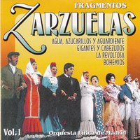 Zarzuelas Vol. 1 Fragmentos — Orquesta Lírica de Madrid