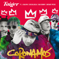 Coronamos — Cosculluela, J. Balvin, Bryant Myers, Bad Bunny, Taiger