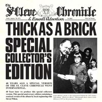 Thick As a Brick — Jethro Tull
