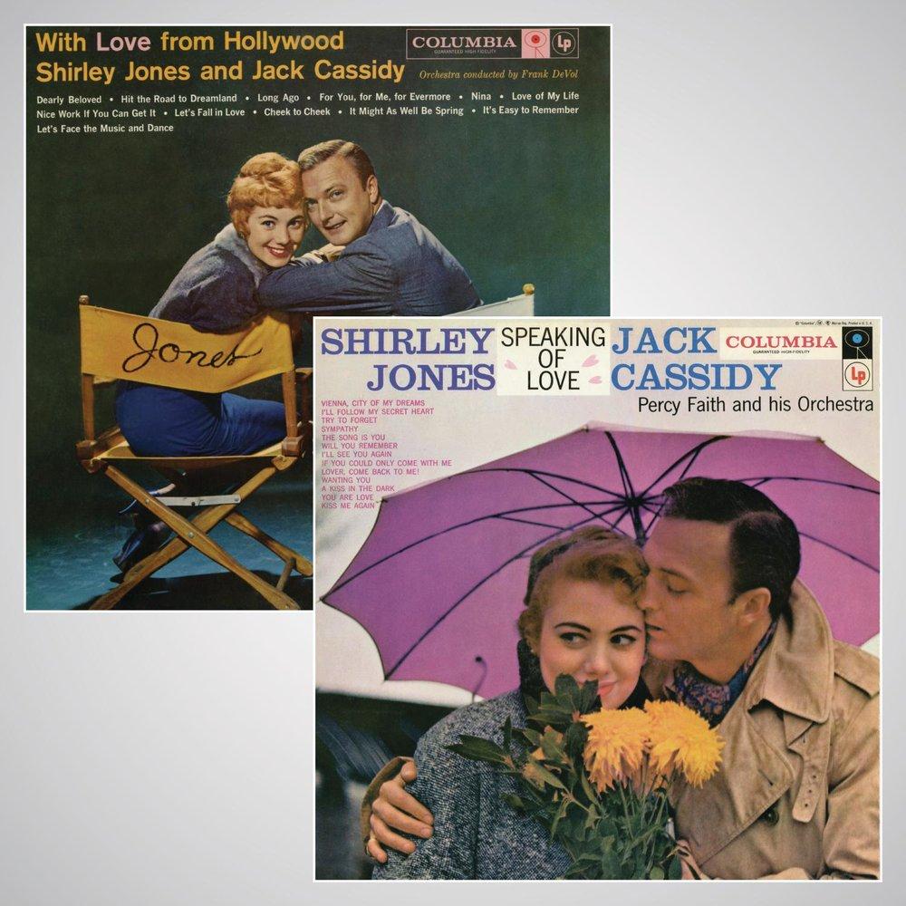A Kiss in the Dark — Shirley Jones, Jack Cassidy  Слушать