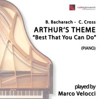 Arthur's Theme (Best That You Can Do) — Marco Velocci