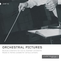 Orchestral Pictures — Jean-Louis Negro