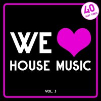 We Love House Music, Vol. 3 (40 Sexy Tunes) — сборник