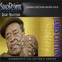 The James Cotton Band Live — The James Cotton Band, James Cotton Band