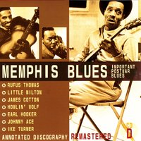 Memphis Blues: Important Postwar Blues, CD D — сборник