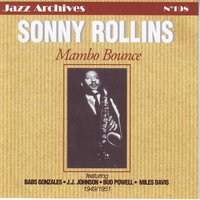 Mambo bounce — Sonny Rollins