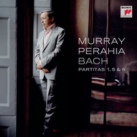 Bach: Partitas Nos. 1, 5 & 6 — Murray Perahia