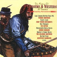 The History of Country & Western, Vol. 4 — сборник